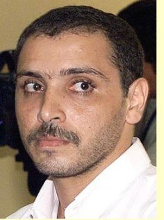 Abu Quassey, released from Jakarta's Cipinang prison, 1 January 2003 (ABC)